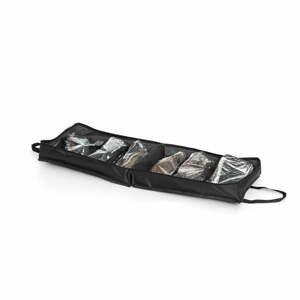 Čierna cestovná taška na topánky InnovaGoods