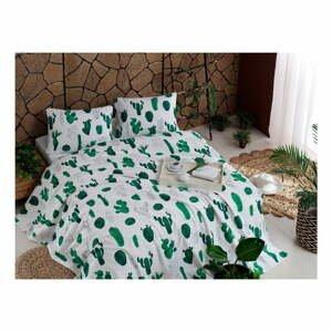 Prikrývka cez posteľ Russno Plantea, 200×235 cm