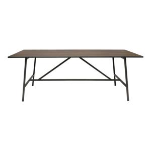 Hnedý jedálenský stôl RGE Toscana