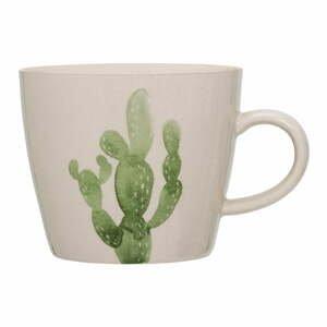 Kameninový hrnček Bloomingville Cactus, 300 ml