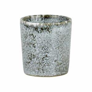 Sivý kameninový kalíšok na vajíčko Bitz Mensa