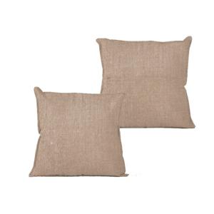Vankúš Linen Couture Natural, 45×45 cm