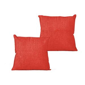 Vankúš Linen Couture Coral, 45×45 cm