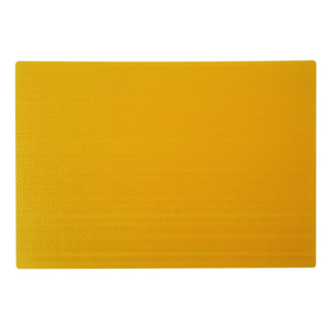 Žlté prestieranie Saleen Coolorista, 45×32,5 cm