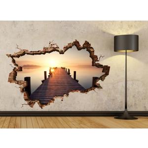Nástenná samolepka 3D Art Cantor, 70 × 45 cm