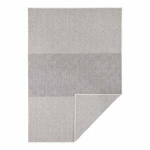 Svetlosivý obojstranný vonkajší koberec Bougari Borneo, 120 x 170 cm