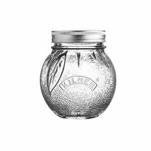 Sklenený zavárací pohár s viečkom Kilner Pomaranč, 0,4 l