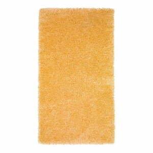 Žltý koberec Universal Aqua, 133 × 190 cm