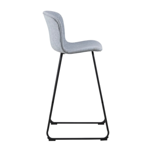 Svetlosivá barová stolička Interstil Story