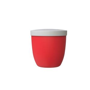 Červená desiatová dóza Rosti Mepal Ellipse, 500 ml