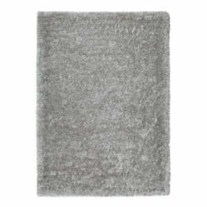 Sivý koberec vhodný aj do exteriéru Universal Aloe Liso, 80 × 150 cm