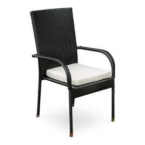 Stolička z umelého ratanu Timpani Vogue