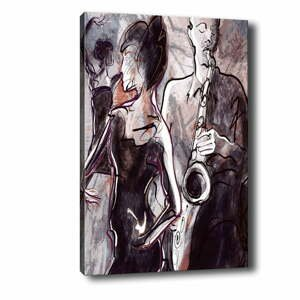 Obraz Tablo Center Jazz, 40 × 60 cm