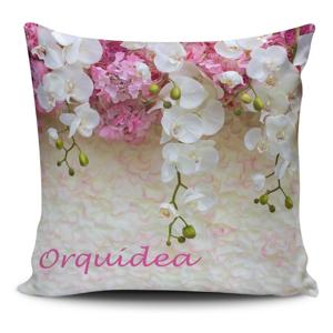 Obliečka na vankúš s prímesou bavlny Cushion Love Gassa, 45 × 45 cm