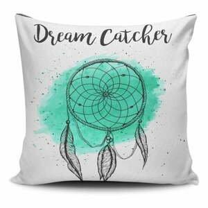 Obliečka na vankúš s prímesou bavlny Cushion Love Panho, 45 × 45 cm