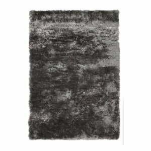 Sivý koberec Flair Rugs Serenity Silver, 80×150cm