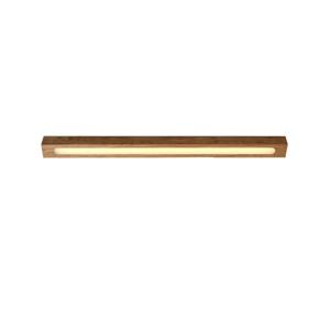 Stropné svietidlo z dubového dreva Custom Form Line Plus L Woody