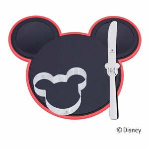 3-dielny kreatívny detský jedálenský set WMF Cromargan® Mickey Mouse