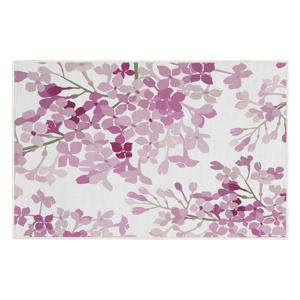 Ružový koberec Oyo home Valeria, 100x140cm