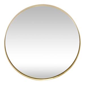 Nástenné zrkadlo Hübsch Huno, ø 40 cm