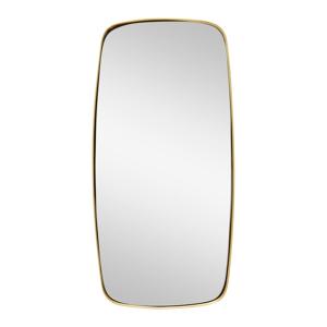 Nástenné zrkadlo Hübsch Putteo, 29 × 59 cm