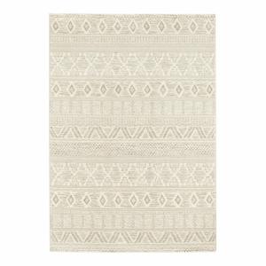 Svetlokrémový koberec Elle Decor Arty Roanne, 160 × 230 cm