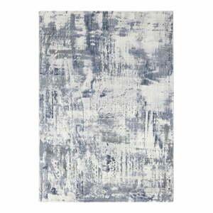 Modro-sivý koberec Elle Decor Arty Vernon, 80 × 150 cm