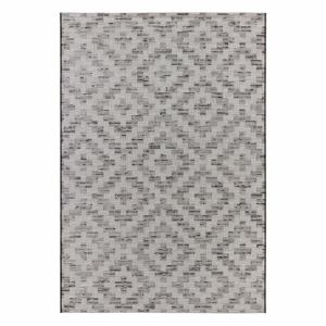 Krémovo-sivý koberec Elle Decor Curious Creil, 192×290 cm