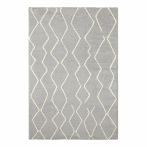 Sivý koberec Elle Decor Glow Vienne, 120 x 170 cm