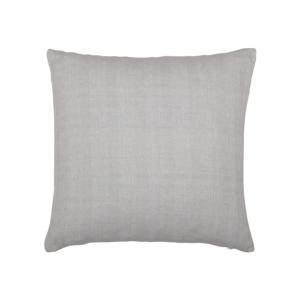 Bavlnený vankúš A Simple Mess Bliv Glacier Grey, 45×45 cm