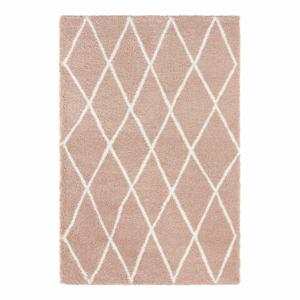 Ružový koberec Elle Decor Passion Abbeville, 120×170 cm