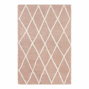Ružový koberec Elle Decor Passion Abbeville, 160×230 cm