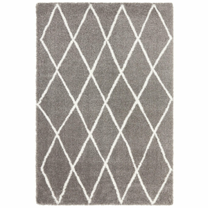 Sivý koberec Elle Decor Passion Abbeville, 80×150 cm