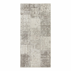 Béžový behúň behúň Elle Decor Pleasure Denain, 80×200 cm