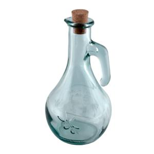 Fľaša na olej z recyklovaného skla Esschert Design, 500 ml