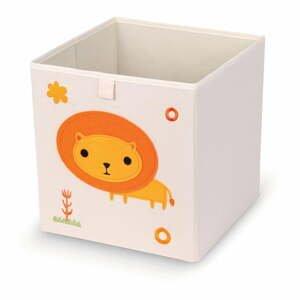 Úložný box Domopak Lion, 27 x 27 cm