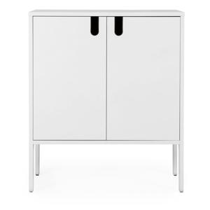 Biela skriňa Tenzo Uno, šírka 80 cm
