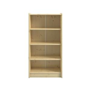 Knižnica z borovicového dreva Steens For Kids