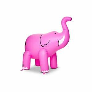 Nafukovací rozprašovací slon Big Mouth Inc., výška 2,12 m