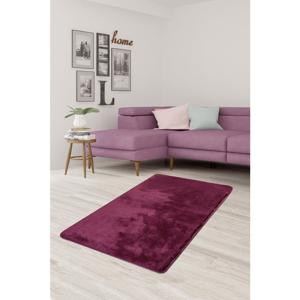 Fialový koberec Milano, 120 × 70 cm