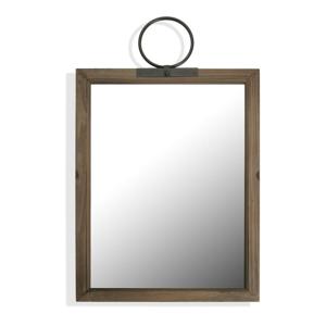 Nástenné zrkadlo Versa Viola, 45 × 74 cm