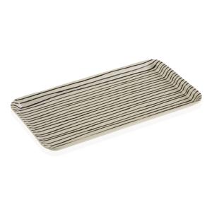 Bambusový podnos Versa Lines, 14 × 30 cm