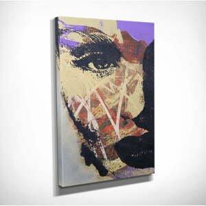 Nástenný obraz na plátne Seduce, 30 × 40 cm