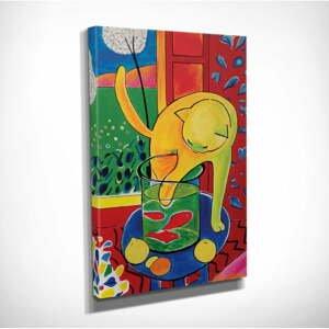 Nástenná reprodukcia na plátne Henri Matisse, 30 × 40 cm