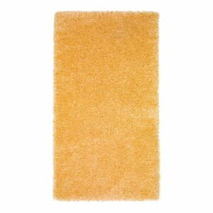 Žltý koberec Universal Aqua, 125 x 67 cm