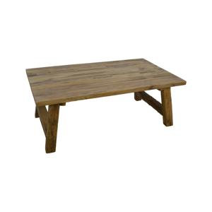 Konferenčný stolík z teakového dreva HSM collection Lawas, 70×120 cm