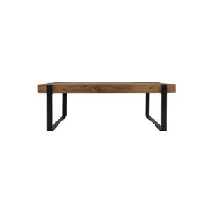 Konferenčný stolík z teakového dreva HSM collection Norton