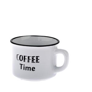 Keramický hrnček Dakls Coffee Time, 130 ml