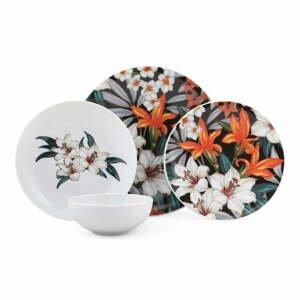 24-dielna sada porcelánového riadu Kutahya Vantejo