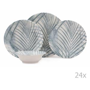 24-dielna sada porcelánového riadu Kutahya Transo